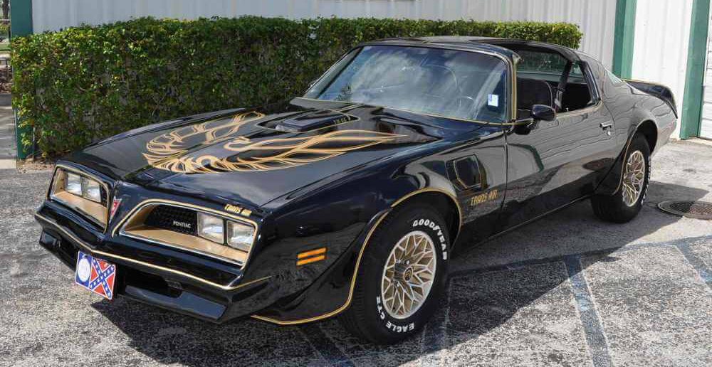 Smokey and The Bandit_1977 TransAm